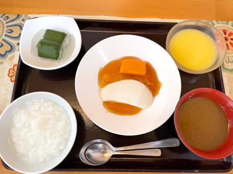 高槻市の有料老親ホームココリ ムース食01