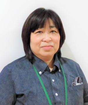 高槻市の有料老親ホームココリ 施設長 今中祐子